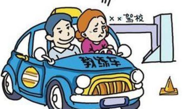 """驾考难度再次升级,科目二实施""""5+4""""新规,还没考驾照的哭了插图"""