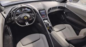 搭载3.9T V8动力法拉利Roma亮相,以意大利首都罗马命名插图(2)