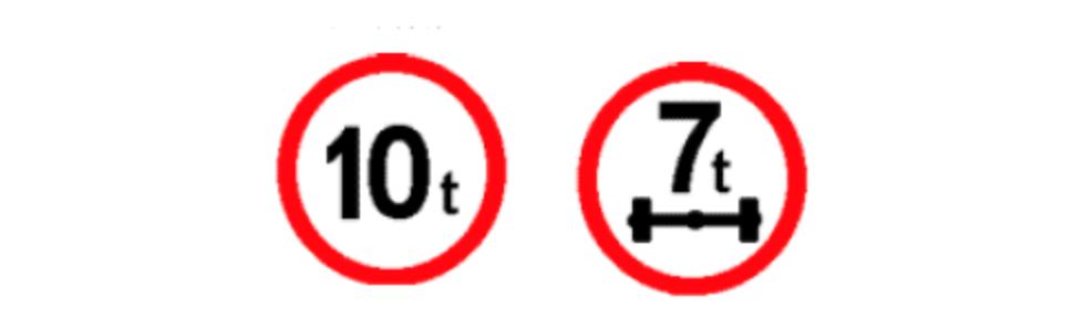 一分钟搞懂科目一容易混淆的交通标志插图(2)